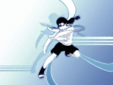 Action Hyuuga Neji