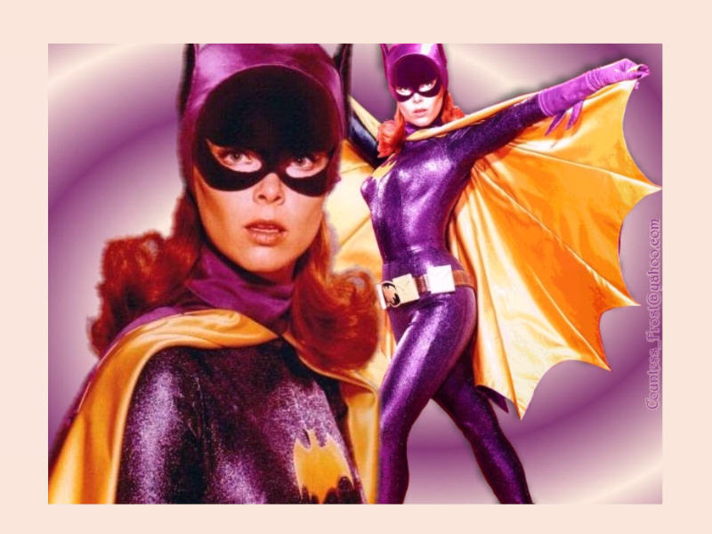 Bat Girl Picture