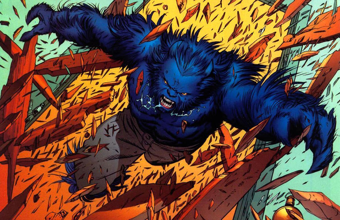 Beast Marvel Comics Wallpaper