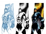 Black Bolt Cartoon