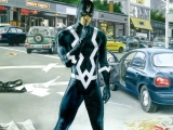 Black Bolt Photos