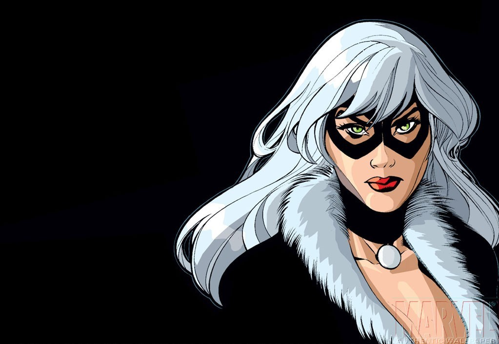 Black Cat Comics Marvel Wallpaper