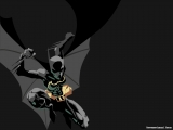 Cartoon Batgirl