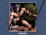 Cartoon Conan