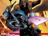 Gambit Marvel Cartoon