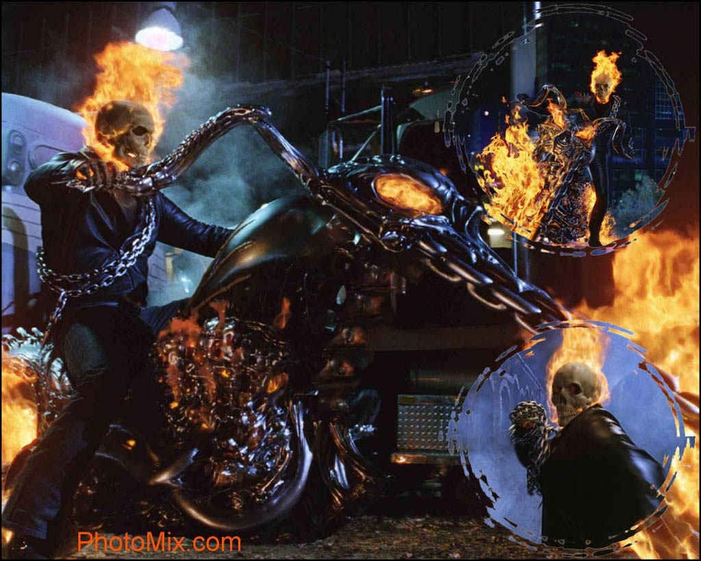 pics photos ghost rider bike ghost rider bike wallpapers
