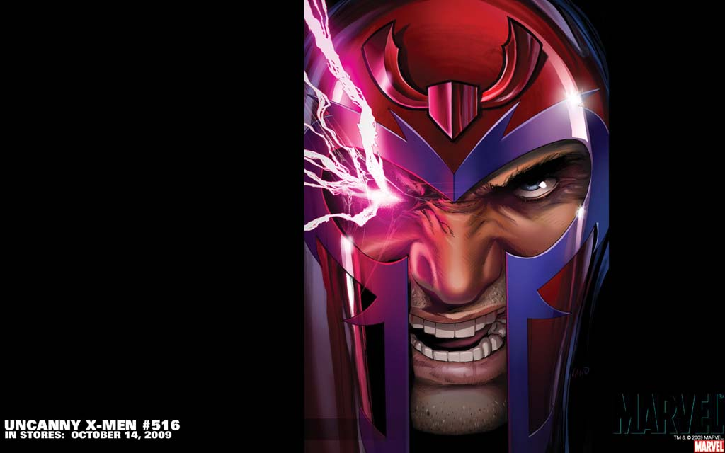 magneto marvel comics wallpaper