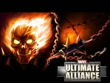 Marvel Ultimate Alliance Ghost Rider