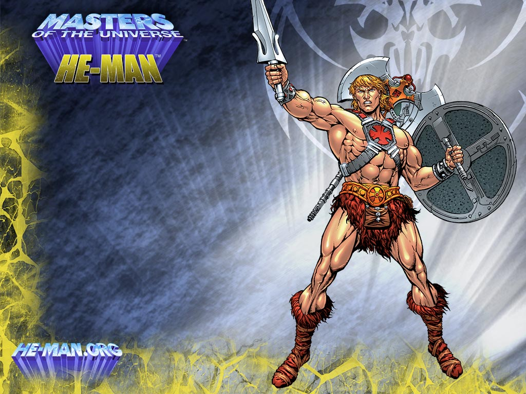 Masters of The Universe He Man