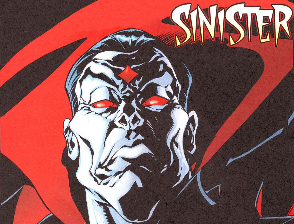 Mr Sinister Images