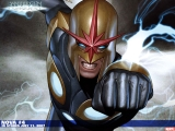 Nova Marvel Comics