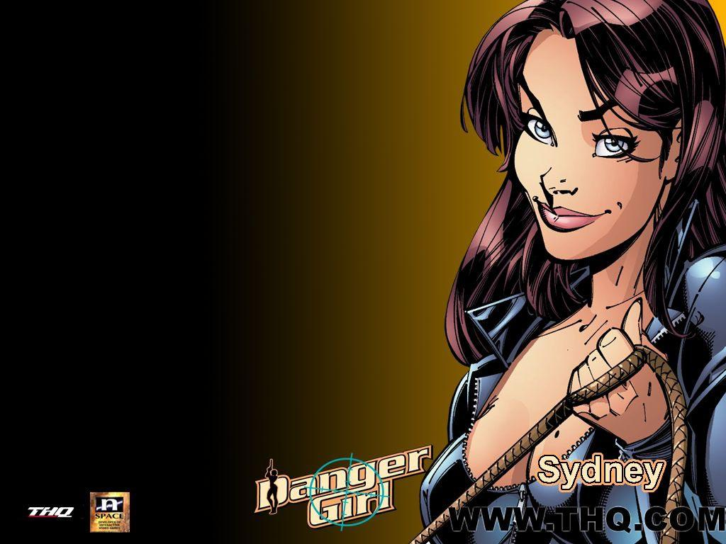 danger girl wallpaper - photo #2