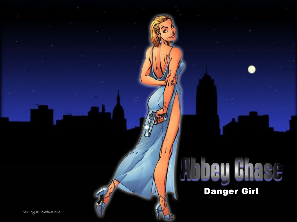 danger girl wallpaper - photo #7