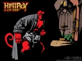 Pictures of Hellboy