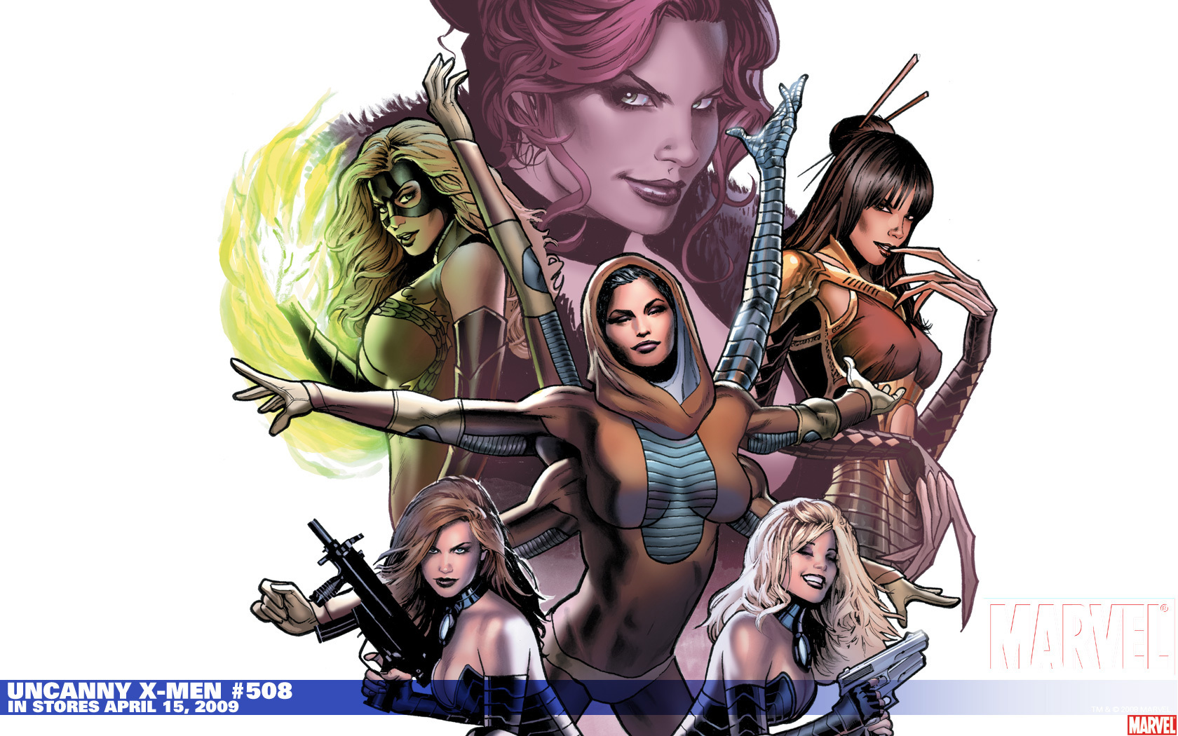 Sisterhood of Mutants
