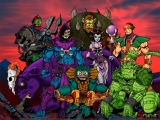Skeletors Crew He Man
