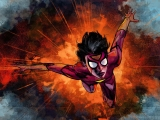 Spider Woman Pictures