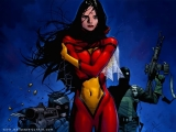 Spider Woman Unmasked