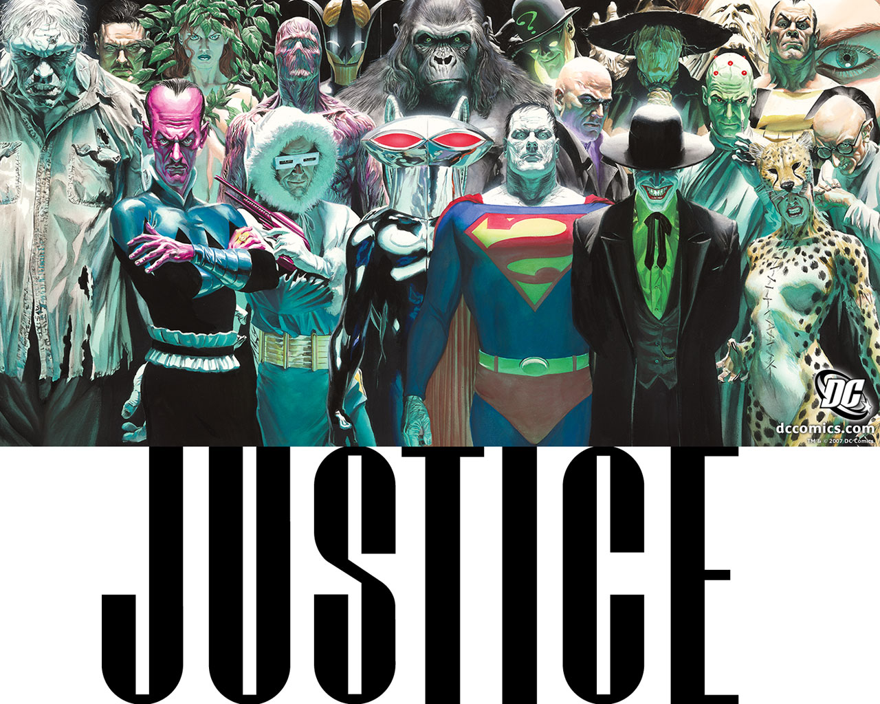 The Bad Justice League