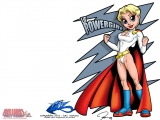 The Power Girl