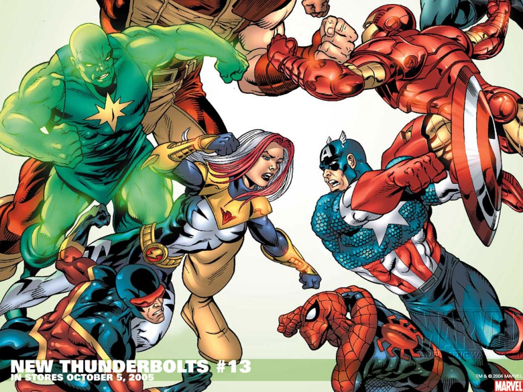 Thunderbolts Pictures
