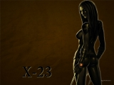 X 23 cartoon