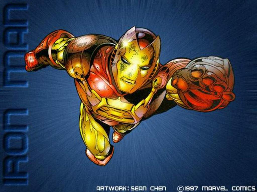 Pictures of Iron Man